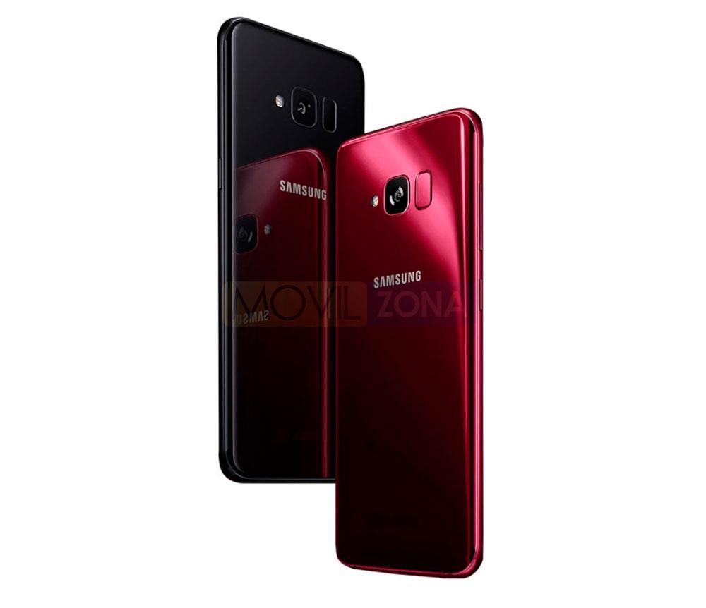 Samsung Galaxy S Light Luxury color