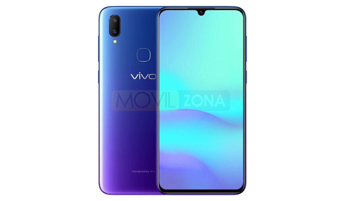 VIVO V11i diseño