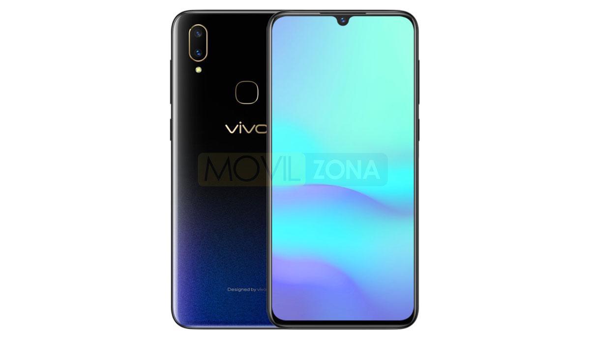 VIVO V11i cámaras