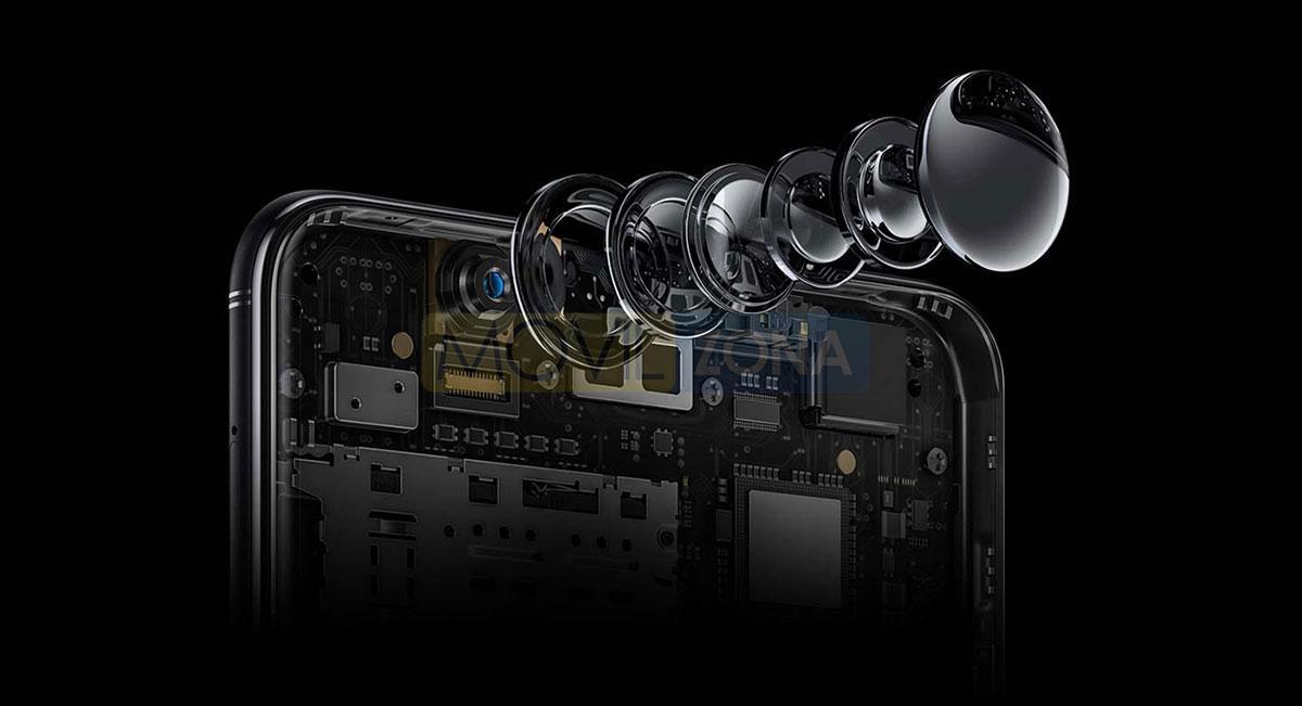 VIVO Z10 cámara