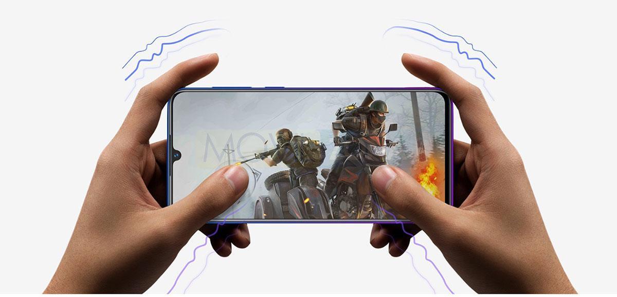 VIVO Z3 juegos