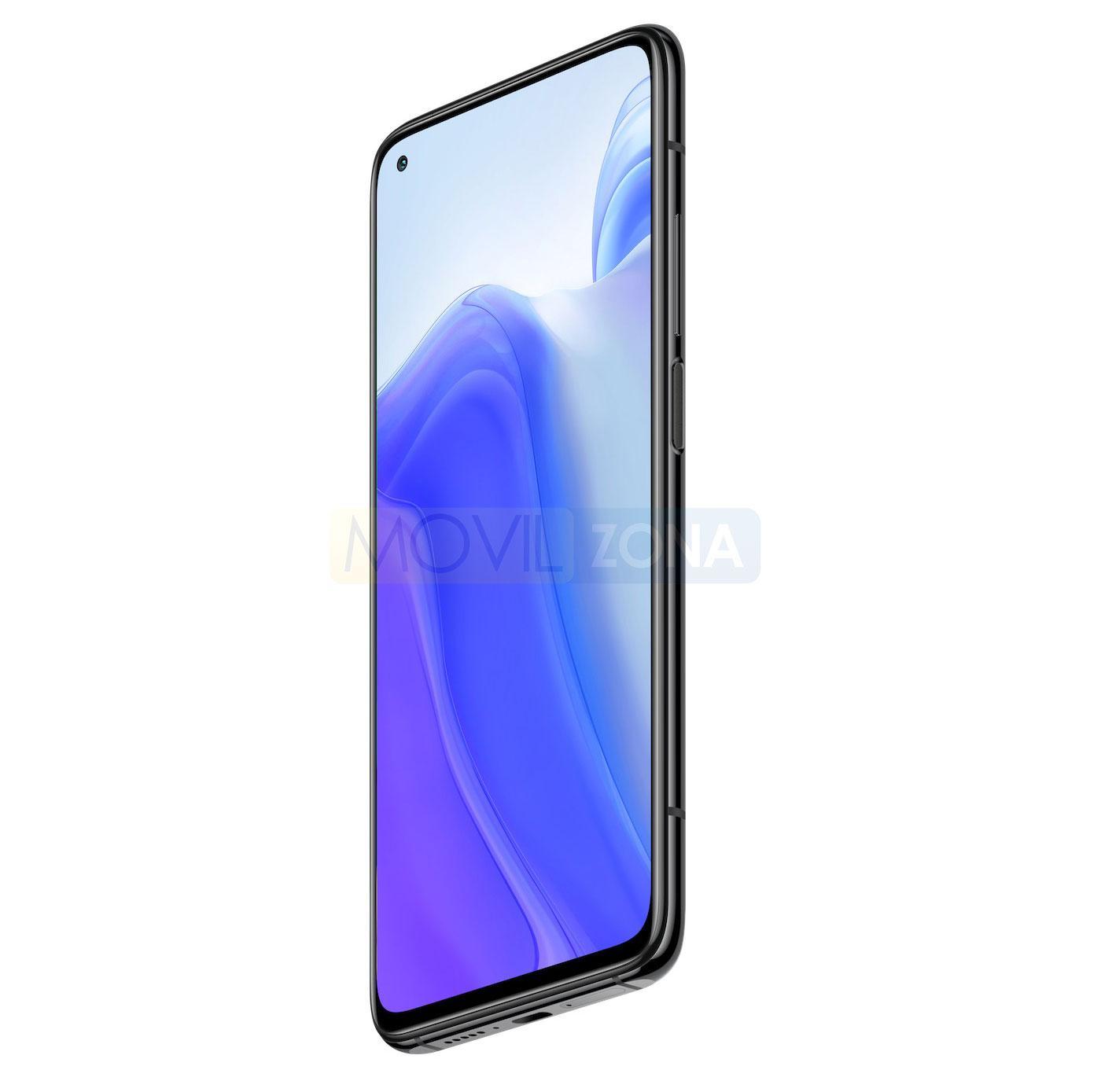 Xiaomi Mi 10T Negro pantalla