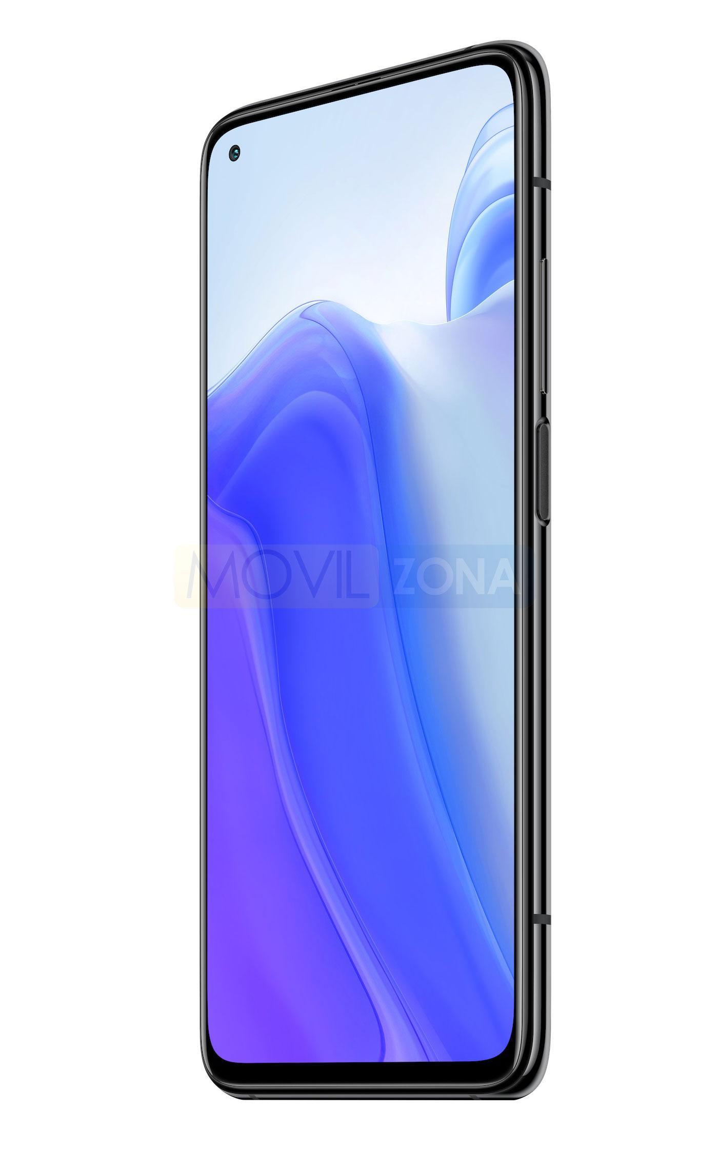 Xiaomi Mi 10T pantalla