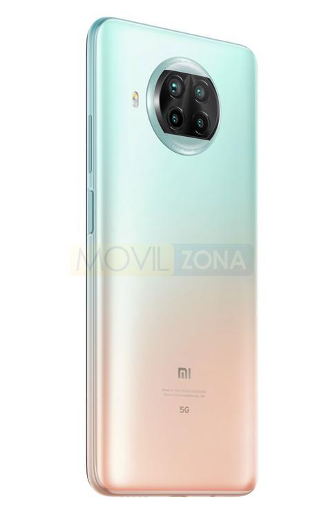 Xiaomi Mi 10T Lite trasera
