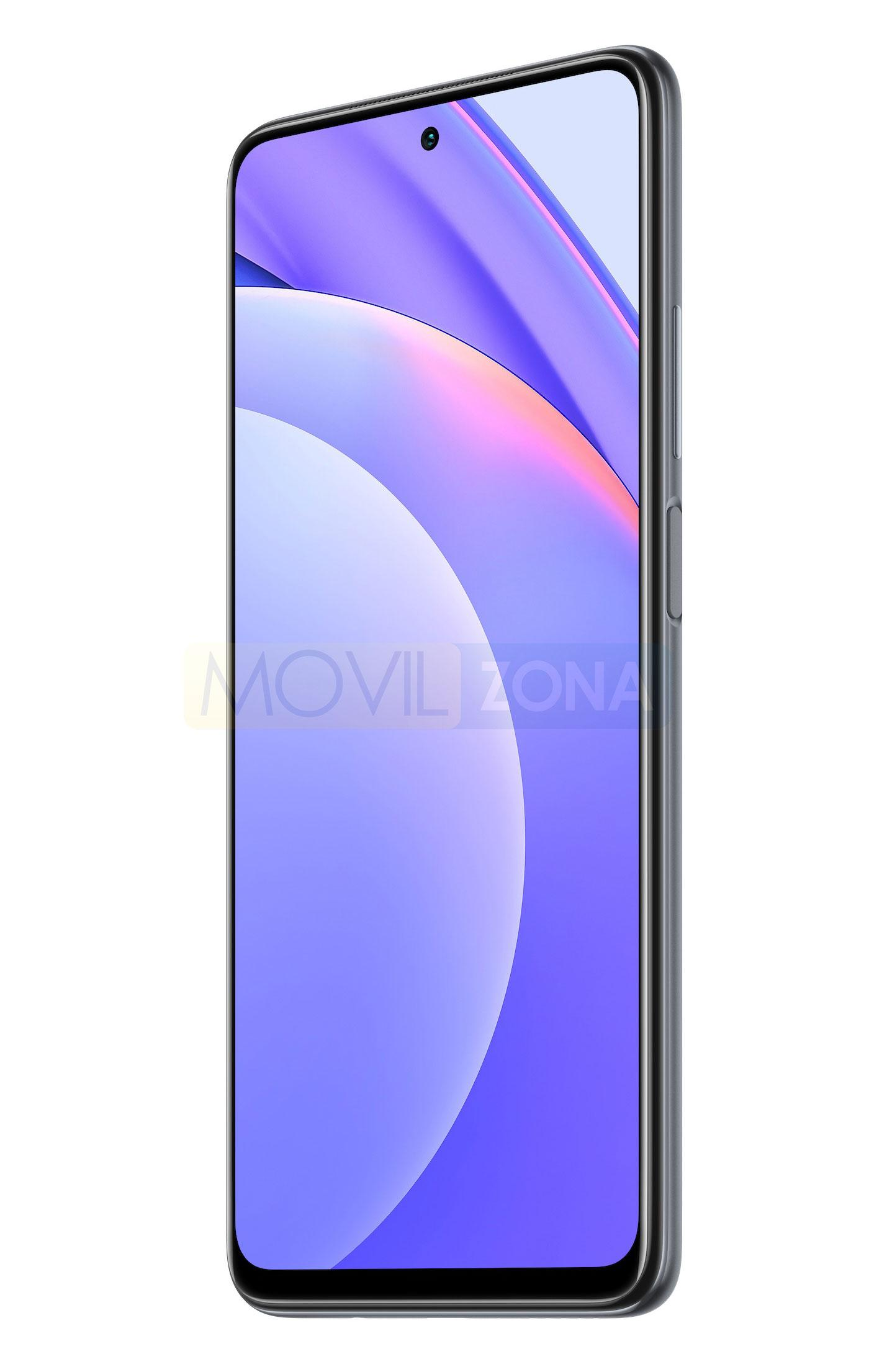 Xiaomi Mi 10T Lite pantalla