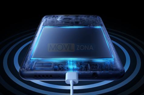 Xiaomi Mi 10T Lite carga