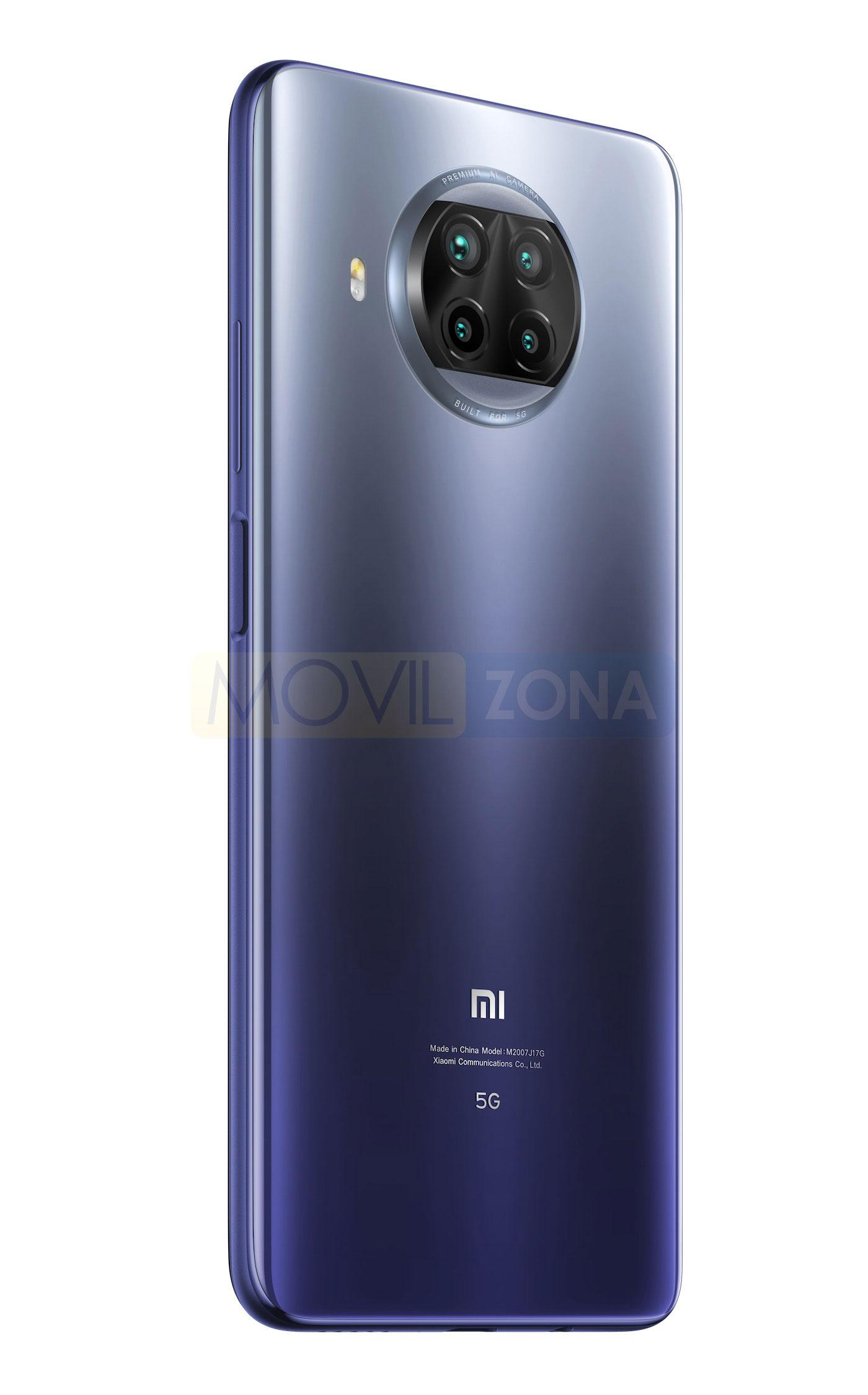 Xiaomi Mi 10T Lite cámara