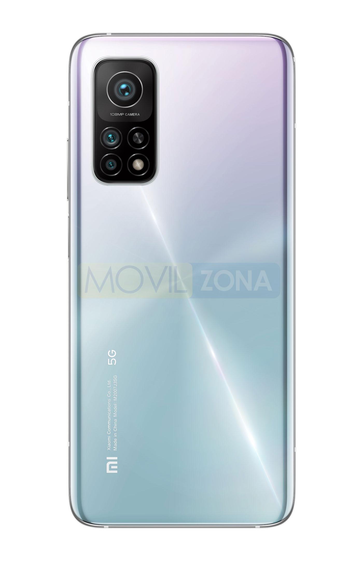 Xiaomi Mi 10T Pro blanco