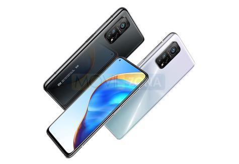 Xiaomi Mi 10T Pro colores