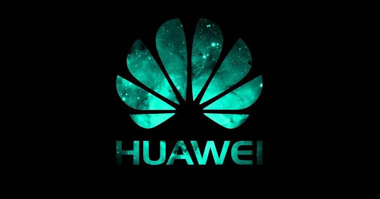 huawei logo verde