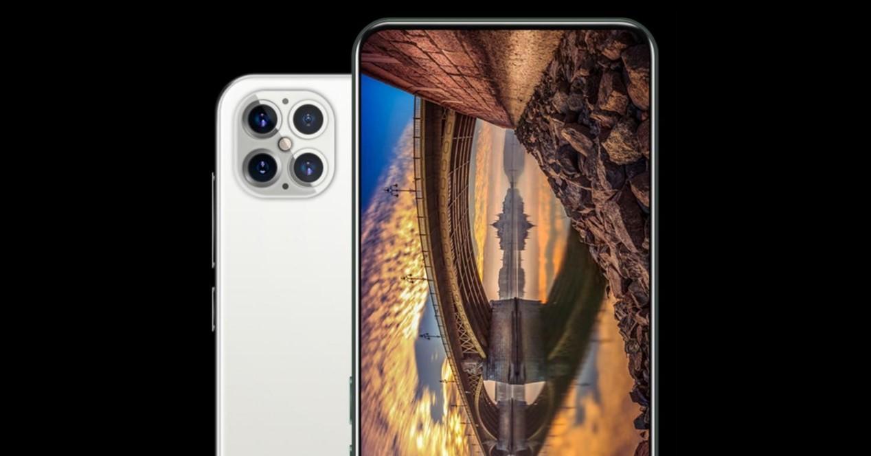 iphone 12 clon portada