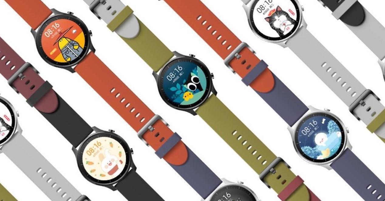 mi watch xiaomi diseños