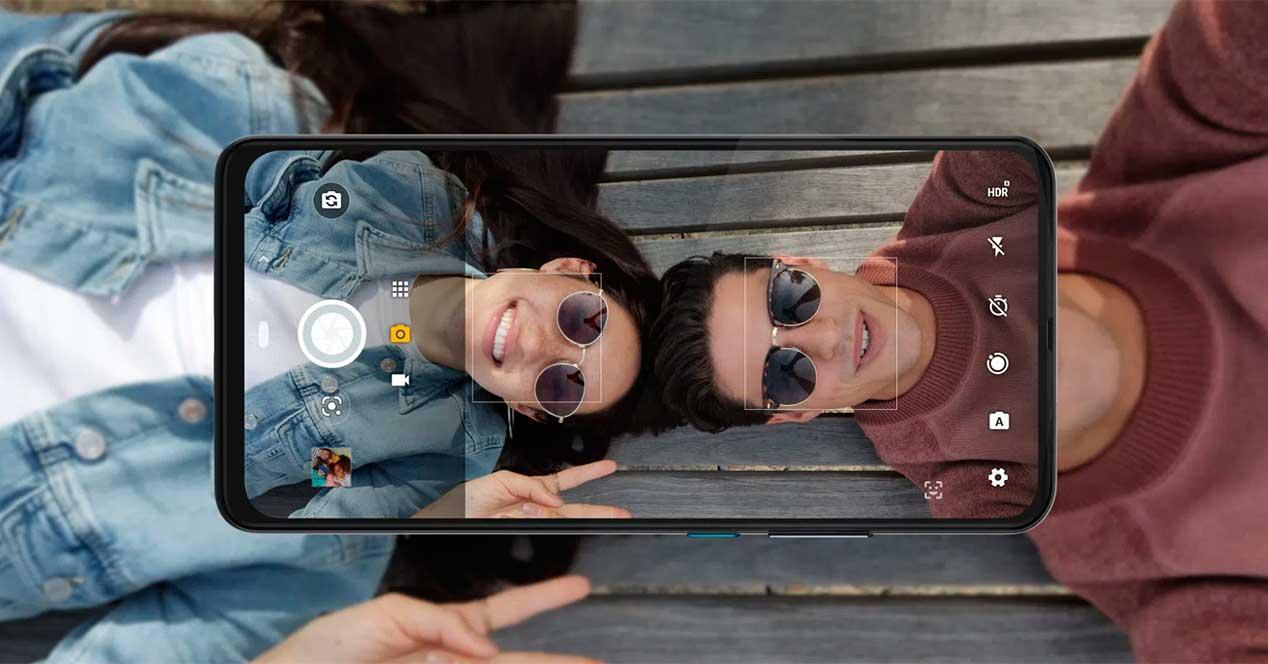 selfies motorola