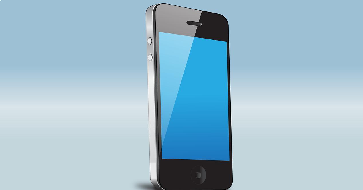 movil iphone viejo