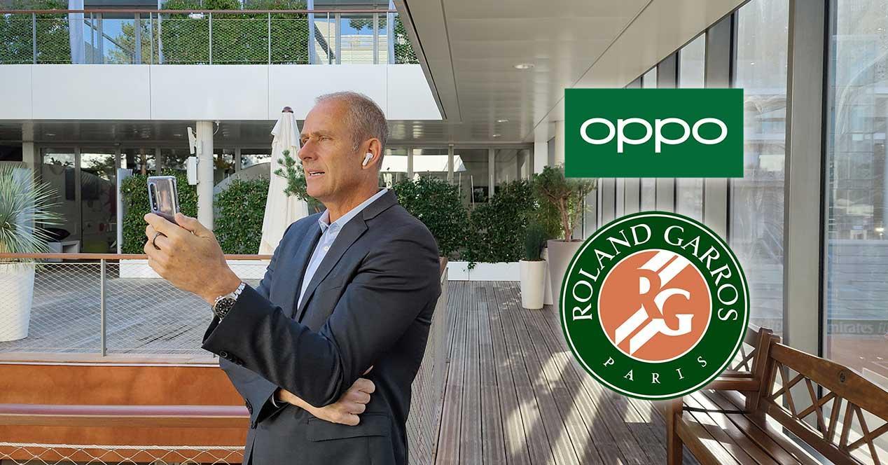 OPPO 5G Roland Garros