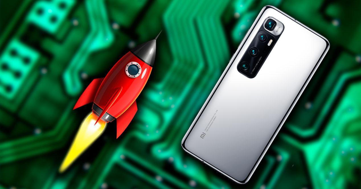 Velocidad Xiaomi memoria RAM