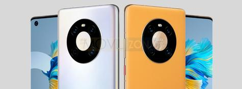 Huawei Mate 40 cámaras