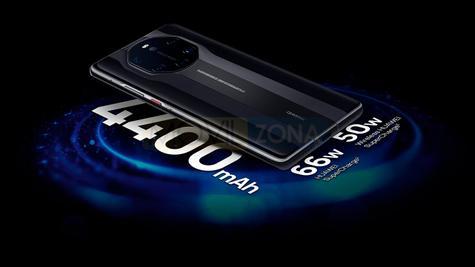 Huawei Mate 40 RS Porsche Design bateria