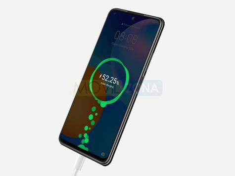 Huawei P Smart 2021 materia