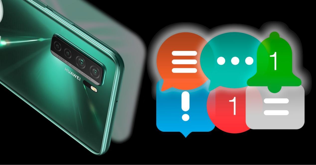 Huawei y notificaciones
