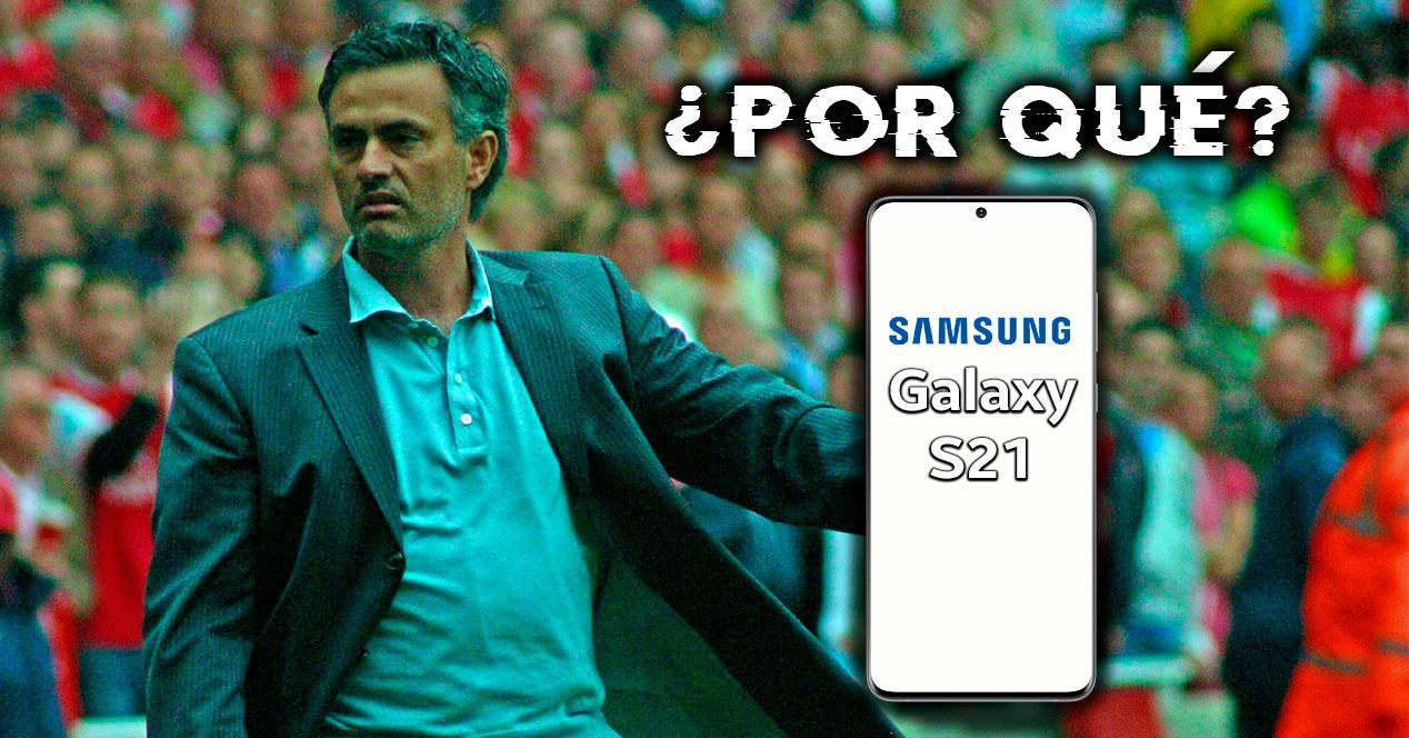 Mourinho Samsung Galaxy S21