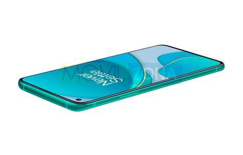 OnePlus 8T pantalla