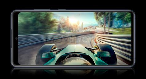 Samsung Galaxy S20 FE pantalla