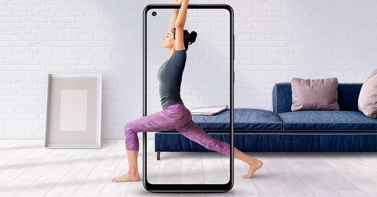 oferta Samsung Galaxy A21s
