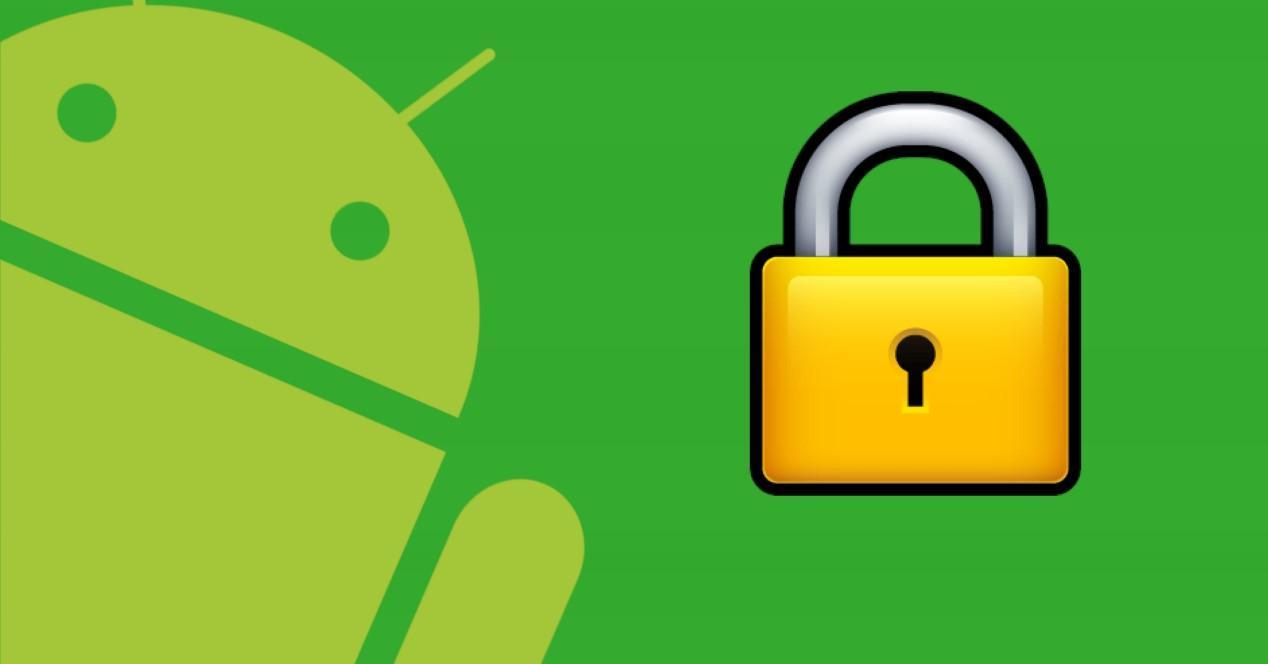 android y candado