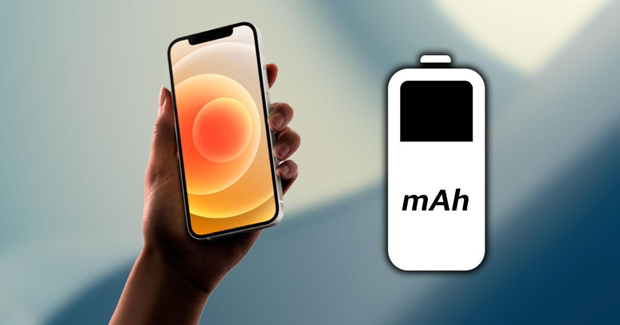 bateria iphone 12 mah
