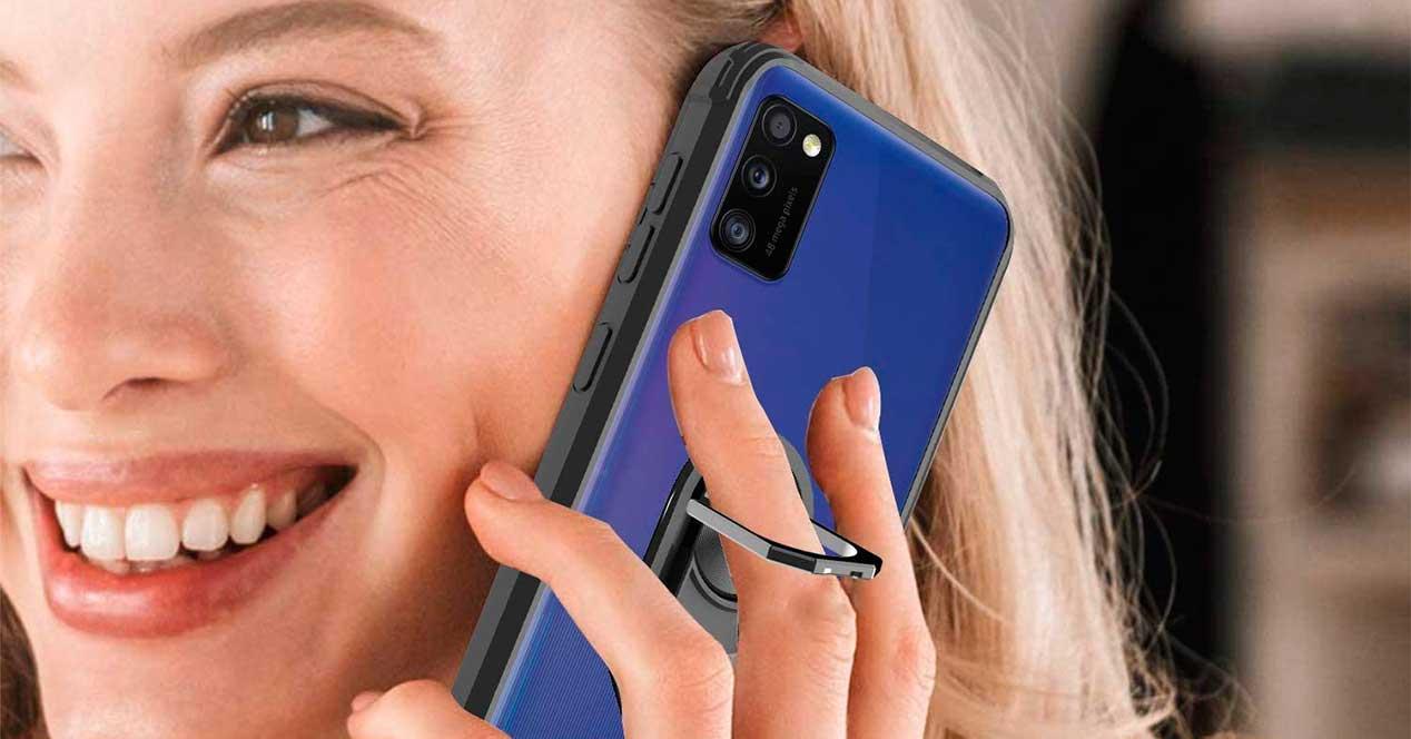 fundas Samsung Galaxy A41
