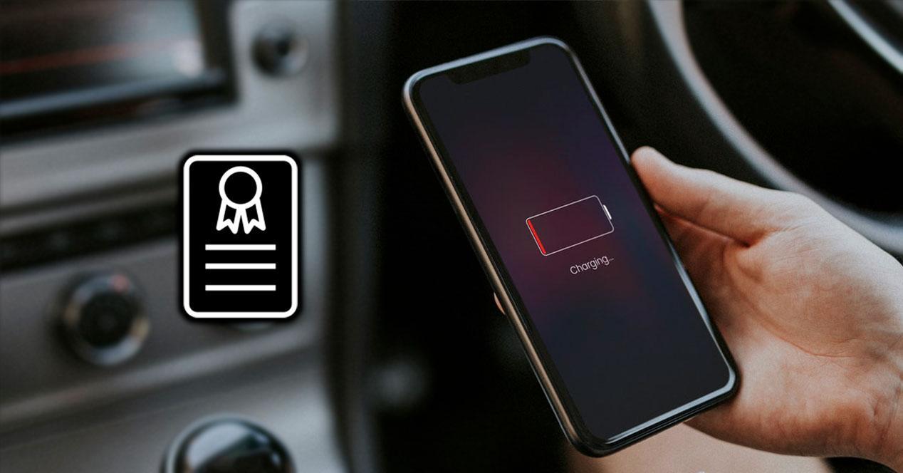garantia bateria movil