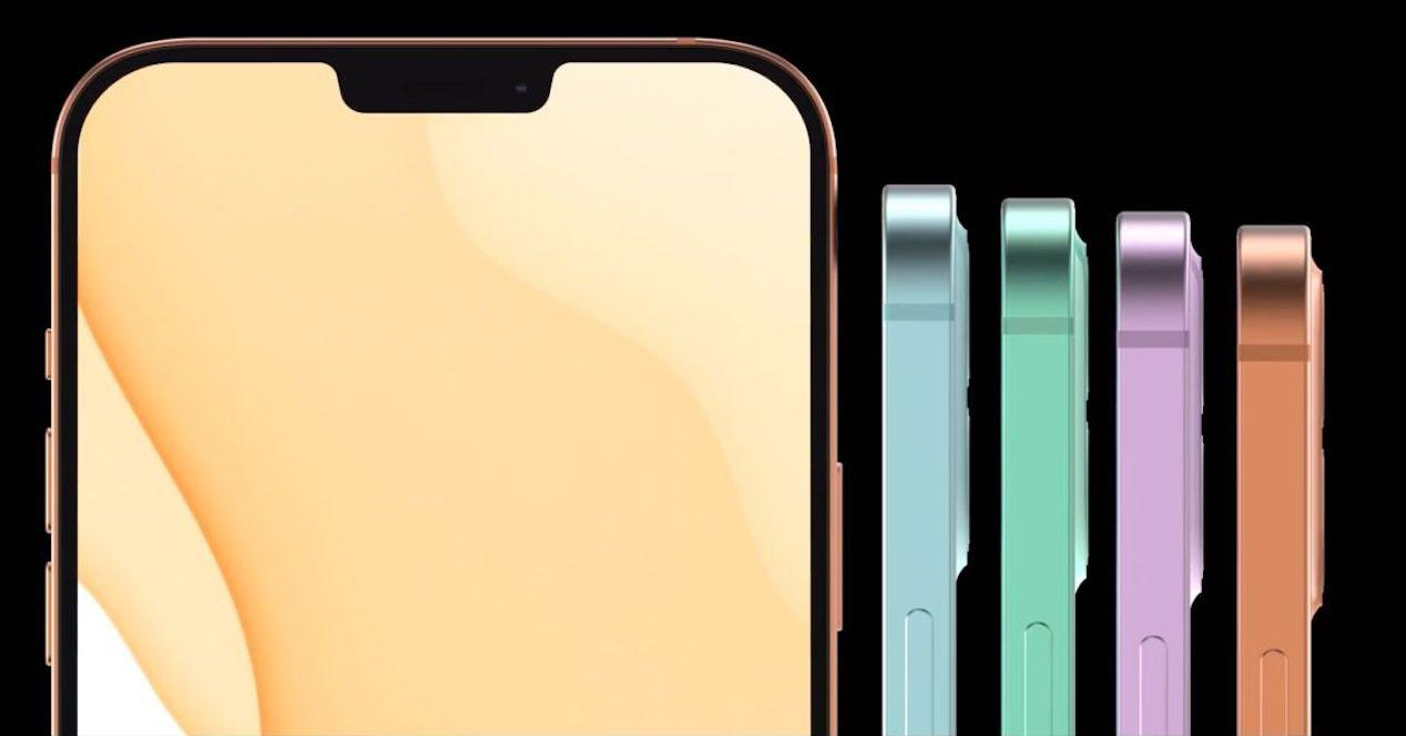 iPhone 12 colores