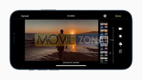 iPhone 12 Pro pantalla