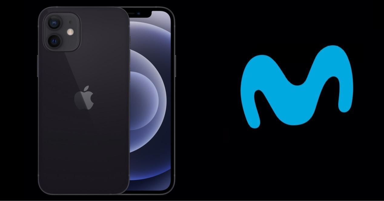 iPhone 12 en Movistar