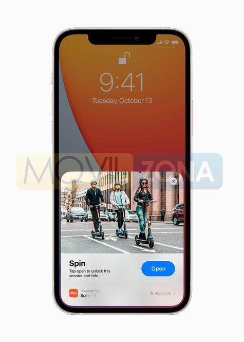 iPhone 12 + iPhone 12 Mini pantalla
