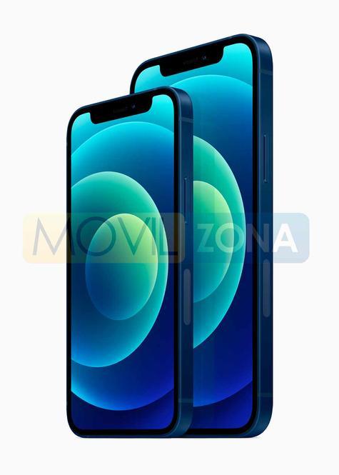 iPhone 12 + iPhone 12 Mini pantallas