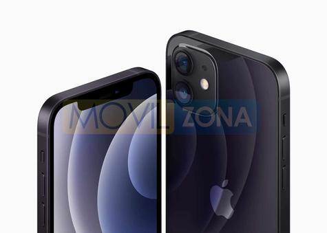 iPhone 12 + iPhone 12 Mini negro