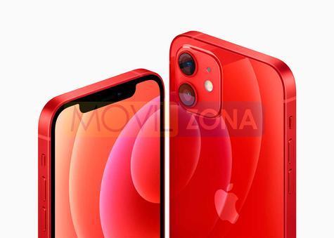 iPhone 12 + iPhone 12 Mini rojo