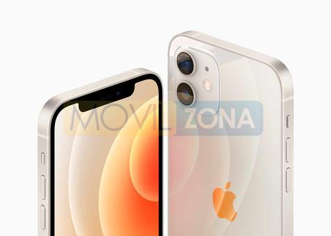 iPhone 12 + iPhone 12 Mini blanco