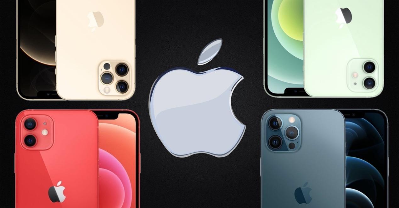 iPhone 12 modelos