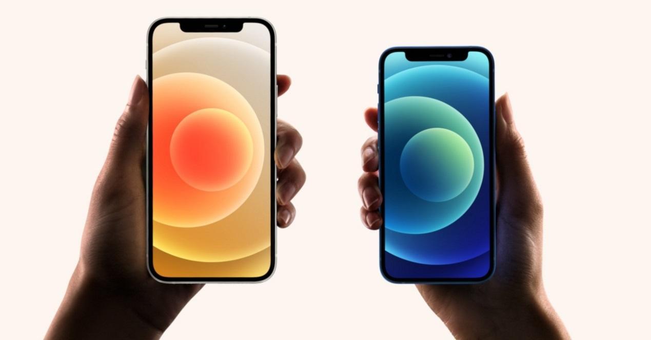 iphone 12 fondos de pantalla