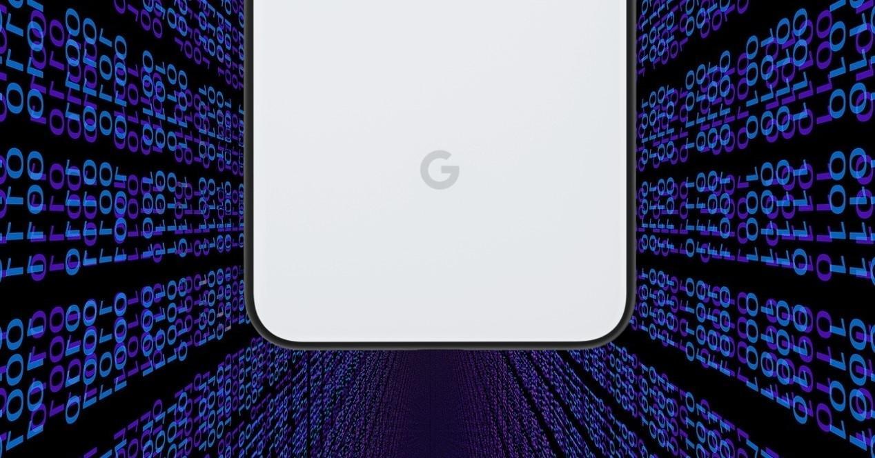 movil google y datos