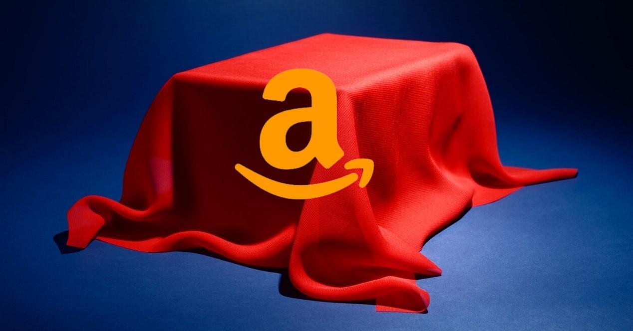 movil misterioso en Amazon