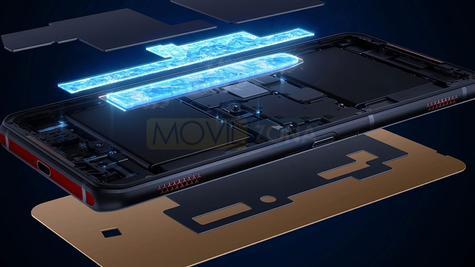 Lenovo Legion Phone Duel disipador