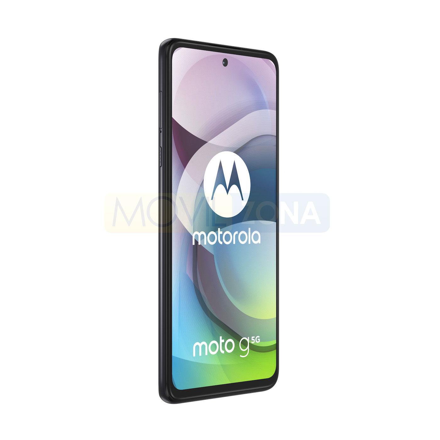 Moto G 5G pantalla
