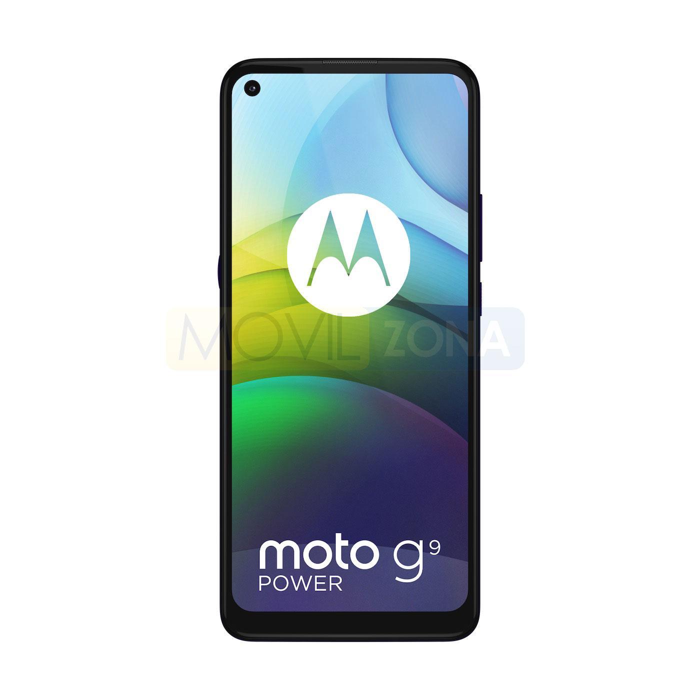 Moto G9 Power pantalla