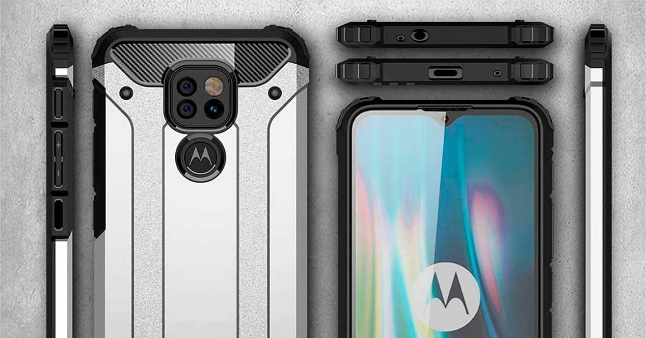 Fundas para el Moto G9 Play