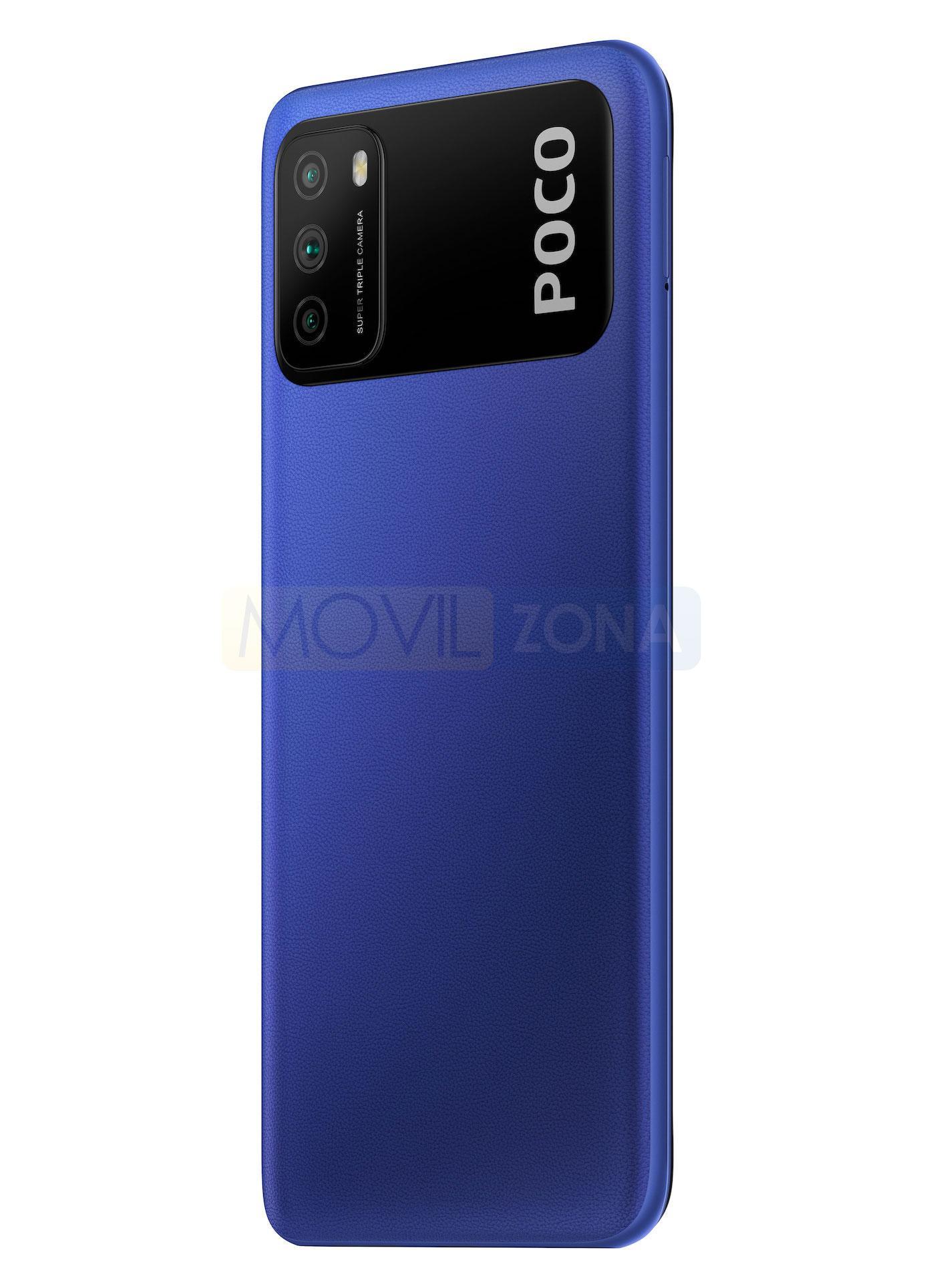 Poco M3 azul