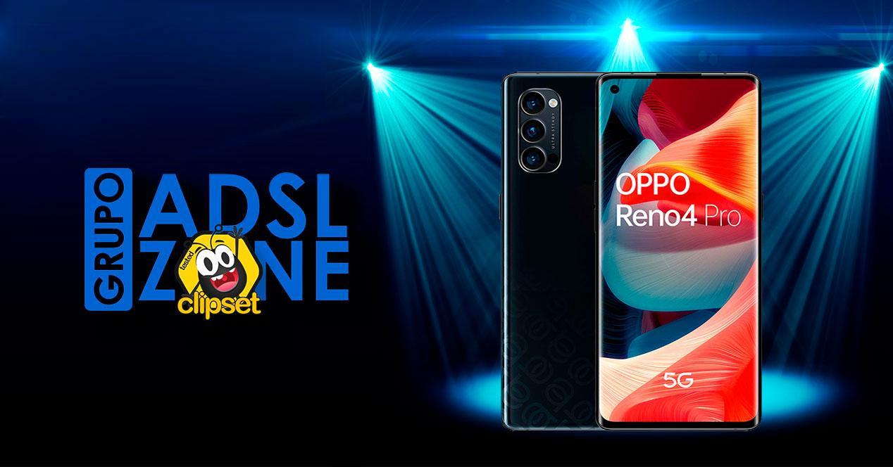 premios ADSLZONE OPPO reno 4 Pro